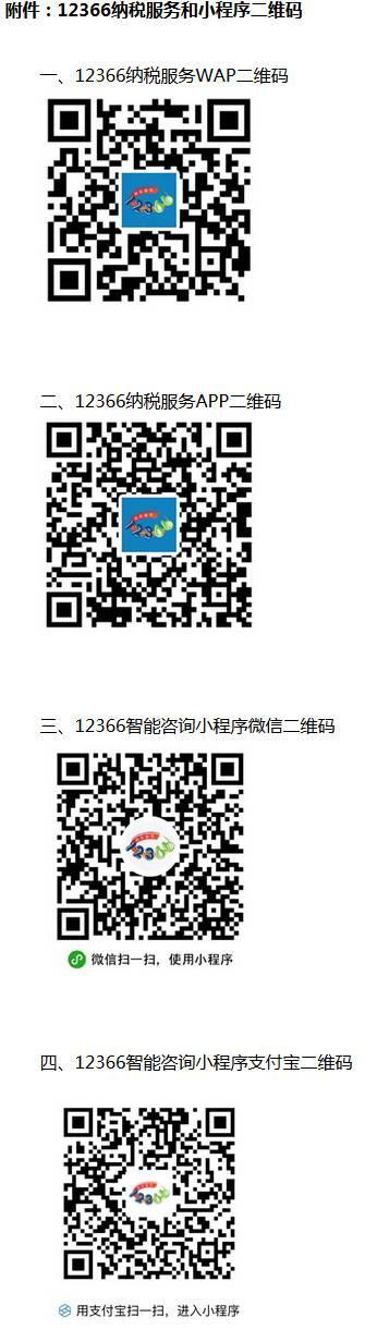 国家税务总局厦门市税务局关于国家税务总局12366纳税服务平台上线的通知